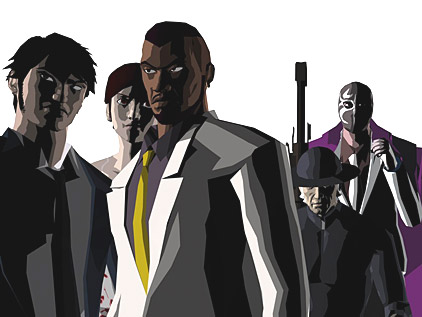 Zie hier 5 van de 7 (eigelijk 8) killers