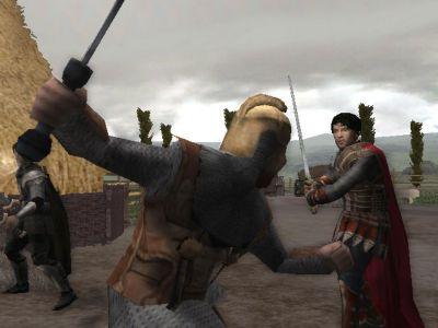 Kom op Arthur, versla hem!!