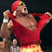 Hulk Hogan, The man himself