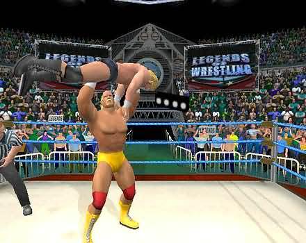 In legends of Wrestling speel je met de grootste en beste Worstelaars aller tijden!