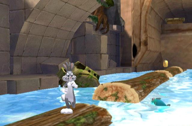 Blijf op het droge, Bugs Bunny!