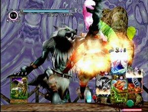Lost Kingdoms is een RPG die eigenlijk voor de N64 bestemd was.