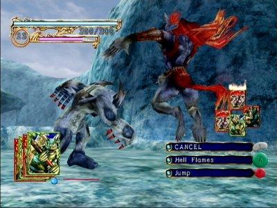 De monsters zijn erg stoer en leuk om mee te vechten!