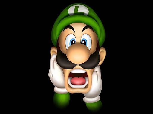 Luigi tijdens de Auditie`s van Home Alone.