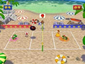 Lekker volleyballen