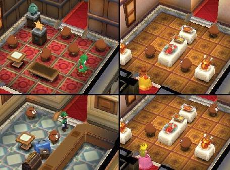 Welkom in het hotel van Mario Party 5
