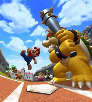 Mario ft. Bowser!