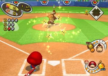 of speel met Baby-Mario....