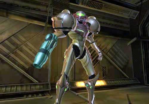 Metroid Prime is een van de mooiste Gamecube spellen.