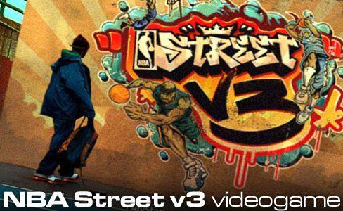 NBA Street V3 heeft ook de Be a Legend Mode. Maak je eigen speler met bling bling en groei tot een ster speler met een top team.
