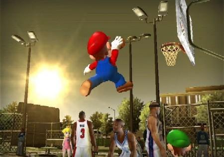 Jaa, Mario doet ook mee!