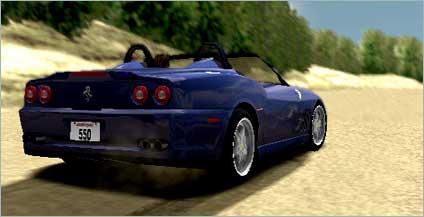 Een Ferrari in Need for Speed zie je niet veel. In Hot Pursuit zijn er echter zat!