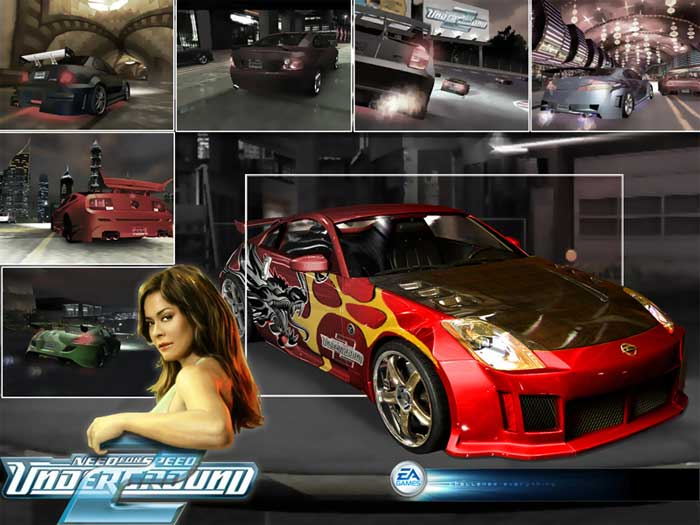Ontdek het kloppend hard van de tuning cultuur in Need for Speed Underground 2.