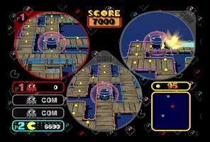 Pacman vs multiplayer!