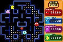 De originele Pac Man look is ook aanwezig.