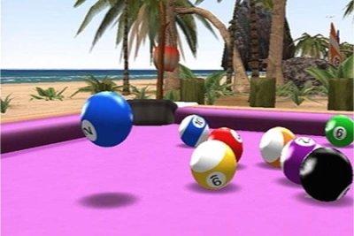 Op een prachtig eiland bevolkt met een pool elite moet jij je opwerken tot beste speler.