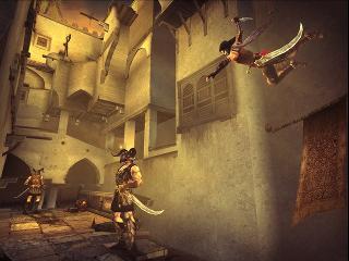 Maak voor de eerste keer in de Prince of Persia spellen gebruik van de Speedkill.