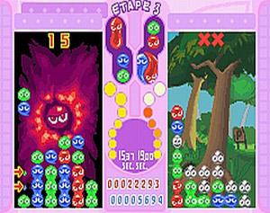 Dit spelletje is vergelijkbaar met het oude bekende Tetris.
