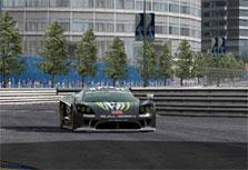 In dit spel race je in mooie auto`s, de racer zelf is dit keer een vrouw!