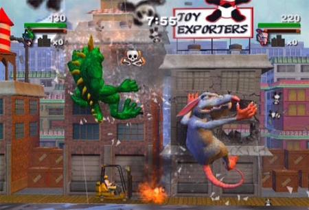 Sloop samen de stad in de multiplayer stand!