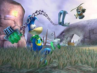 Het verslaan van Hoodlums en het redden van Teensies leveren energy blikjes op. Deze blikjes schenken Rayman voor een korte tijd leuke speciale vaardigheden.