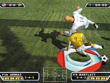 Zet je tegenstander van de bal met een faire tackle!