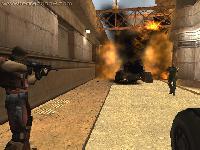 De explosies zorgen voor veel actie!
