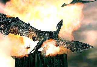 De draak gaat eindelijk ten onder!