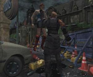 Echt gezellig is het niet in Resident Evil 3.