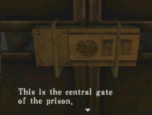 Het centrale punt van de gevangenis... Succes met het nieuwe raadsel!