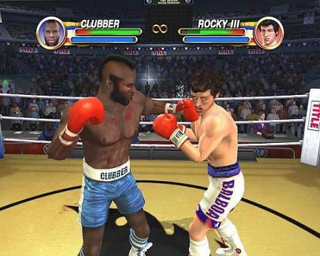 Misschien moet die Rocky toch maar eens een facelift...