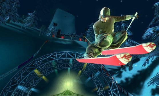 Je kan nu ook van je bord afstappen. Niet om een leuk bergwandellingetje te maken, maar om de ski`s onder te binden!