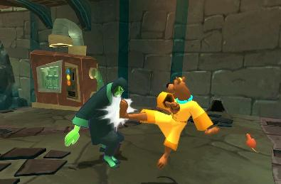 Is dit een spel voor jonge kinderen? Niet te geweldadig worden hoor Scooby Doooohooo!
