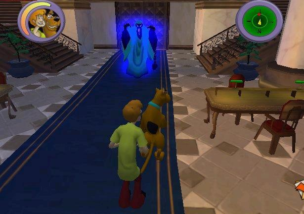 Shaggy en Scooby Doo in da house!