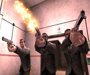 Net de Matrix dat Second Sight, hier zitten die agenten ook achter je aan.