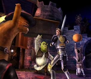 Geen zorgen, Shrek en zijn vrienden winnen altijd!