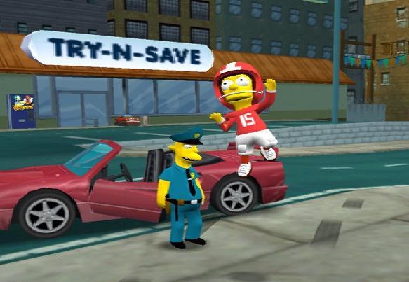 Oeeeps! Politie!