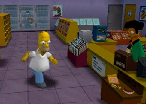 Homer is op stap! Wat is ie nu weer van plan?
