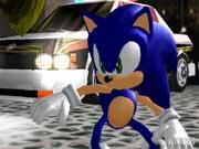 Sonic staal al klaar voor de strijd!