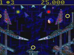 Sonic Spinball...weer is wat anders dan dat gewone pinball