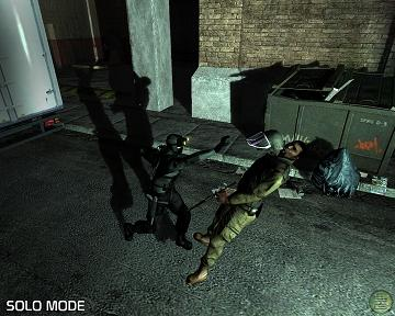 Splinter Cell: Choas Theory ingame screenshot