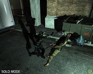 Splinter Cell: Choas Theory ingame screenshot
