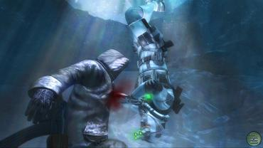 Coole onderwater move