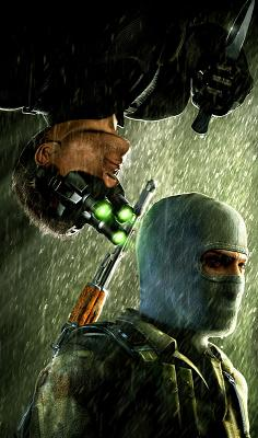Classic Splinter Cell: Pandora Tomorrow picture