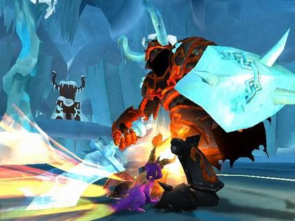 hmmmm.......hij is best groot. Kom op Spyro!