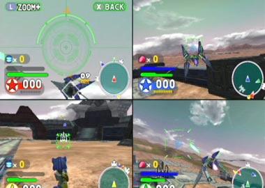 De multiplayer is erg leuk, vooral door de vele dingen die je kunt vrijspelen.