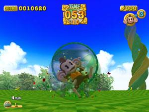 Je moet de aapjes door de moeilijkste en gekste werelden laten rollen zonder ze van de rand te laten vallen.