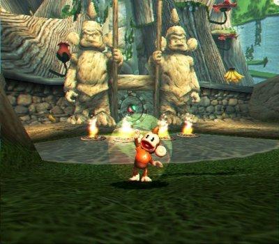 Hoe kan die aap nou adem halen in die bal?