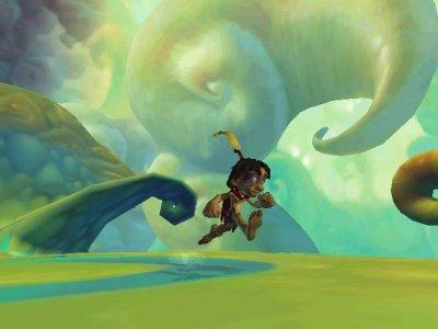 Tak 2 the Staff of Dreams: Op weg naar het avontuur!