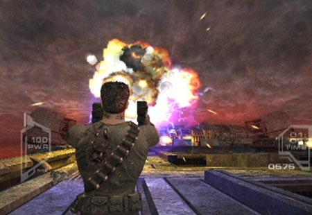 Kaboem: Dit spel is zeker niet alleen voor Terminator fans.